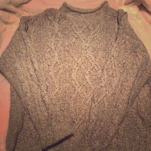 Oversized super warm sweater